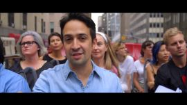 Watch Lin-Manuel Miranda Tackle Trump In a New Musical