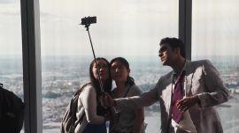 The Selfie-Stick Photographer