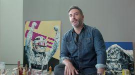 Michael Kagan: Painter