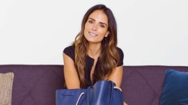 Jordana Brewster Always Keeps This in Her Bag — and It's Because of Her Kids