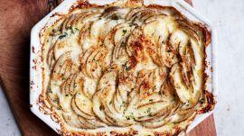 The Very Best Potato Gratin