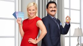 Reza Farahan Shows a Home in Yours, Mine, or Ours