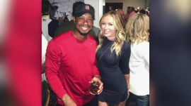 The Grind: Tiger Woods, Paulina Gretzky, and Team USA's epic Ryder Cup party