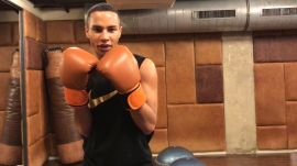 5 Next-Level Workout Moves From Balmain's Olivier Rousteing