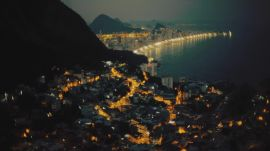 A Day and Night in Rio