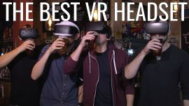 Vive, Rift, PSVR, or Gear: What's the best VR headset?