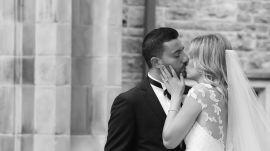 A Romantic Black-Tie Wedding in Toronto