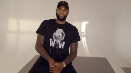 DeMarcus Cousins Explains His Ink | Tattoo Tours | GQ