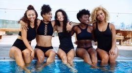 These 5 Girls ALWAYS Straighten Their Hair — So We Pushed Them into a Pool