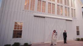 One Couple's Emotional Barn Wedding in Dallas