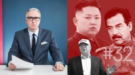 What's Behind Trump's Odd Infatuation with Dictators?