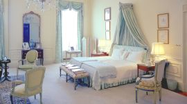 All the Presidents' Rooms: First Family Style Through the Ages