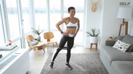 The Ultimate Fat-Burning, Butt-Lifting Workout You Can Do At Home
