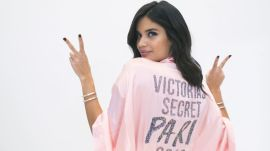 Adriana Lima, Lily Aldridge, Taylor Hill, and More Show What Really Happens at the Victoria's Secret Angel Fittings