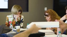 Anna Wintour & Diane von Furstenberg Decide the Fashion Fund Finalists