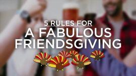 The 5 Keys to Having the Best Friendsgiving Ever