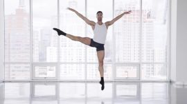 A to Z with Fabrice Calmels, Model and World's Tallest Ballet Dancer