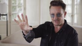 Bono: the Fight for Women's Rights Is About Justice