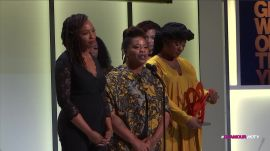 #BlackLivesMatter Founders Brought the Crowd to Their Feet at Women of The Year