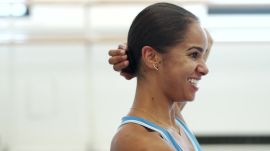 How to Do Misty Copeland's Perfect Ballerina Bun