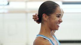 How to Do Misty Copeland's Perfect Ballerina Bun