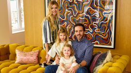 This Is How NASCAR Champion Jimmie Johnson Enjoys Downtime with His Family