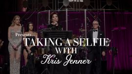 Taking the Ultimate Selfie with Kris Jenner