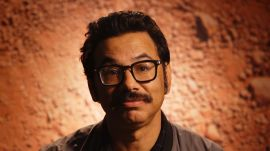 Al Madrigal Tells The Story of a Refugee's Garden