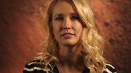 Anna Camp Tells The Story of a Refugee's Dress