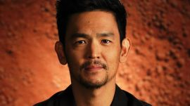 John Cho Tells the Story of a Refugee's Student