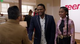 Watch Zoey From Black-ish Show Up to 'Teen Vogue' for the First Time!