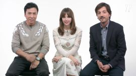 """The Cast of """"Rogue One"""" Picks Their Favorite """"Star Wars"""" Characters"""