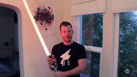 UltraSabers Lightsaber review   Ars Technica