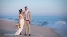 Michael Phelps and Nicole Johnson's Wedding Video is Here and It's Everything