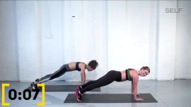 New Year's Challenge Cardio Workout: Abs-olute Sculpt