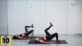 New Year's Challenge Strength Workout: Bodyweight Challenge