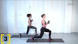 New Year's Challenge Strength Workout: Full-Body Burn