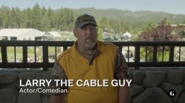 If Larry the Cable Guy wrote the Rules of Golf