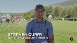 Why Steph Curry Loves Golf