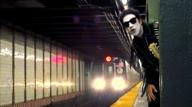 The Hipstery, Mystery L Train