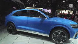 NAIAS 2017: exploring the Audi Q8 concept | Ars Technica