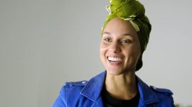 Alicia Keys on Blake vs. Adam and More of Life's Pressing Questions