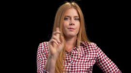 "Amy Adams Has ""I Will Survive"" Memorized"