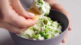 This Creamy Avocado Dip Will Replace Guacamole
