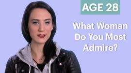 70 People Ages 5-75 Answer: What Woman Do You Most Admire?