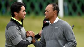 "The ""48-hour bug"" that the DJ, Tiger Woods and Jason Day pairing is inspiring"