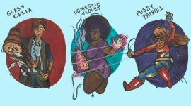 These Are the 3 Feminist Super Heroes We All Need