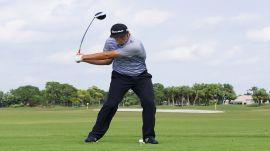 Study Jon Rahm's Swing