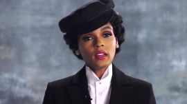 "Janelle Monáe Talks about the American Heroes of ""Hidden Figures"""