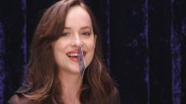 How Much Stuff Can Dakota Johnson Fit in Her Gap Teeth?